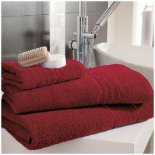 TOWEL NEW HAMPTON RED