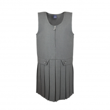 Two Button Pinafore