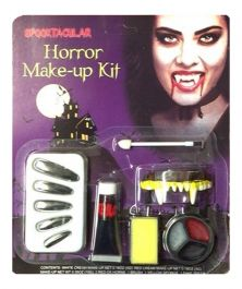 Vampiress Horror Make-up Kit