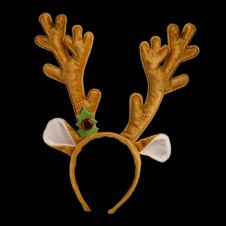 Velour Antlers