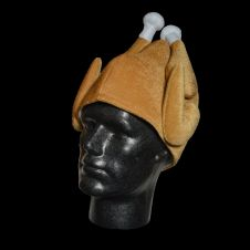 Velour Turkey Hat