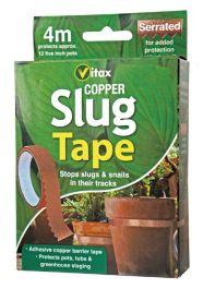 Vitax Copper Slug Tape - 4m