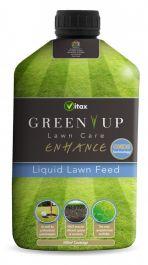 Vitax Green Up Lawn Care Enhance Liquid Lawn Feed - 200sqm