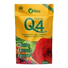 Vitax Q4 Pelleted Pouch - 0.9kg