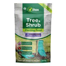 Vitax Tree Planting Fertiliser - 0.9kg Pouch