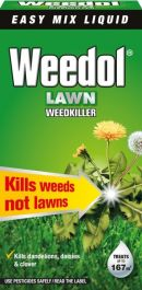 Weedol Lawn Weedkiller Concentrate - 1L