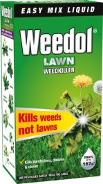 Weedol Lawn Weedkiller Concentrate - 250ml