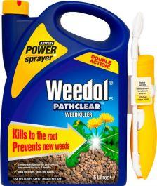 Weedol Pathclear Power Spray Gun! - 5L