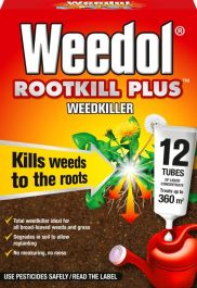 Weedol Rootkill Plus Liquidose - 12 Sachets
