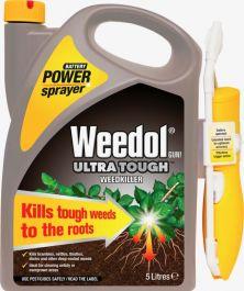 Weedol Ultra Tough Weedkiller - 5L Power Spray
