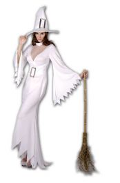 White Witch Adult Costume