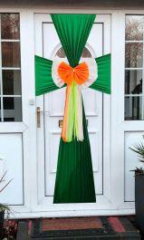 WickedFun Luxury Irish Door Bow Decoration Kit
