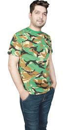Wickedfun Men Camouflage T-Shirts