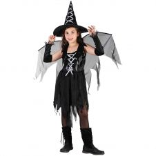 Witch Fairy Girls Costume