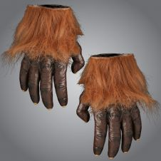 Wolf Hands Gloves
