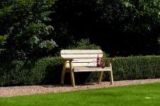 Woodshaw Hampton Bench - 4ft