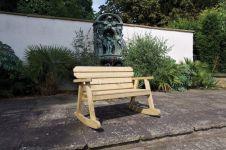 Woodshaw Hampton Rocker - 2 Seat