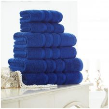 ZERO TWIST HAND TOWEL ELECTRIC BLUE