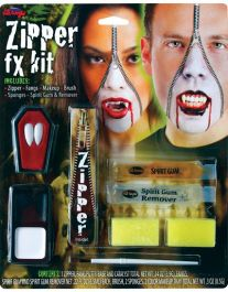 Assorted Zipper Make-up Kit