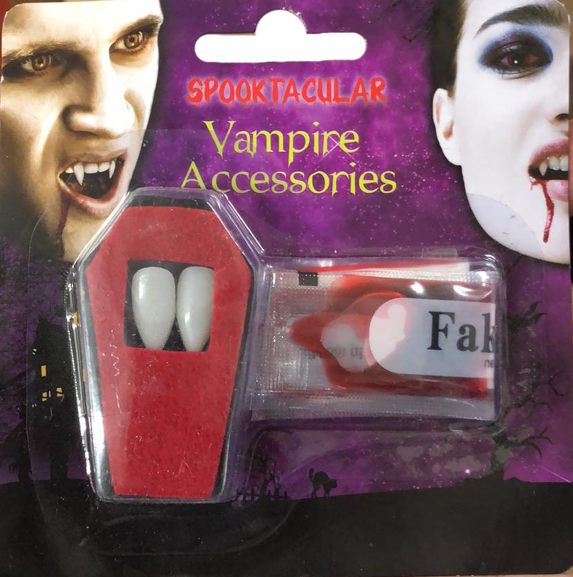 Vampire Accessory Set