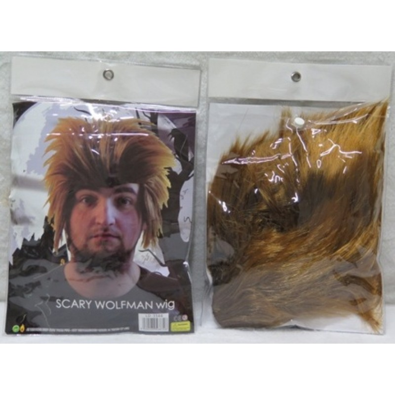 Wolf Wig Carded