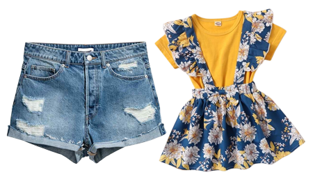 Apparel & Clothing
